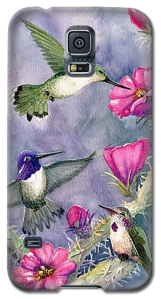 Costa Hummingbird Family Galaxy S5 Case
