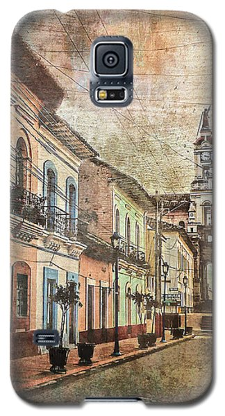 Cotacachi Morning Galaxy S5 Case