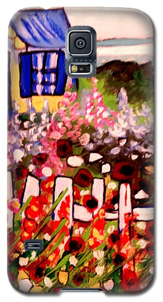 Cottage Garden Revised Galaxy S5 Case