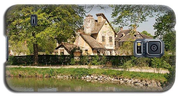 Cottage In The Hameau De La Reine Galaxy S5 Case by Jennifer Ancker