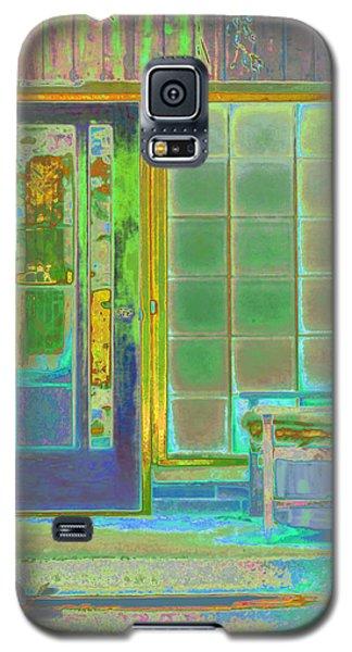 Cottage Porch Galaxy S5 Case