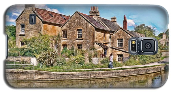 Cottages At Avoncliff Galaxy S5 Case
