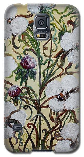 Cotton #1 - King Cotton Galaxy S5 Case by Eloise Schneider