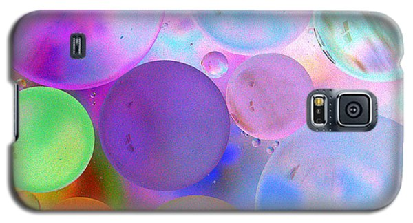Cotton Candy Bubbles Galaxy S5 Case by Christine Ricker Brandt