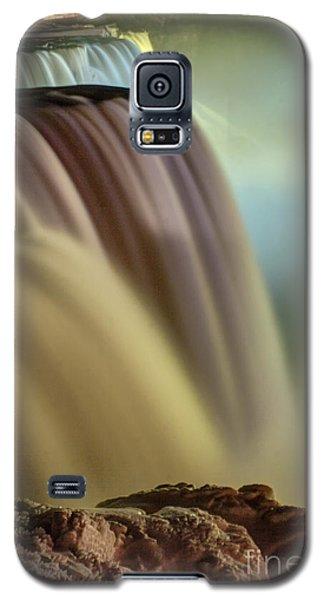 Cotton Candy Falls Galaxy S5 Case