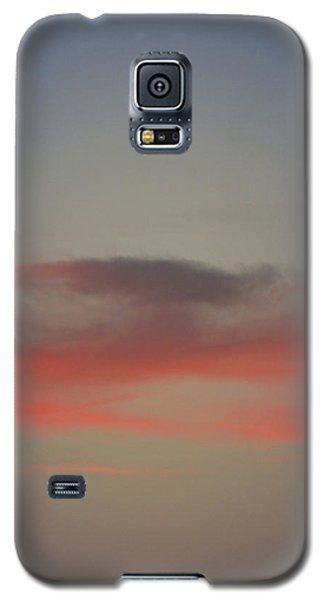 Cotton Candy Galaxy S5 Case by Max Mullins