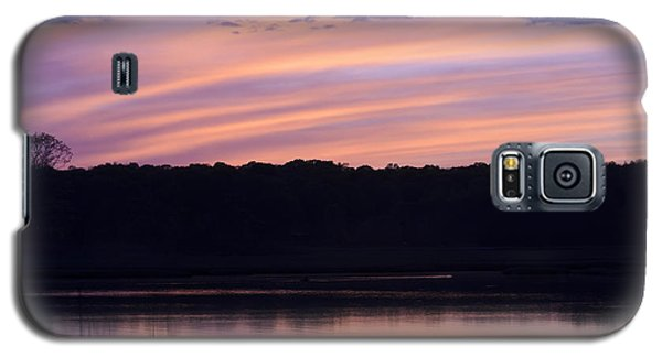 Cotton Candy Sunset Series 4 Galaxy S5 Case by Marianne Campolongo