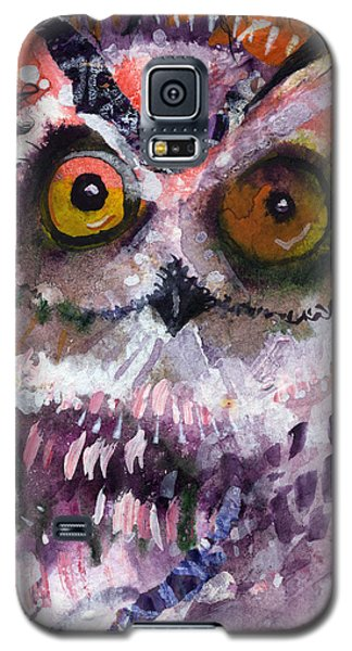 Cotton Galaxy S5 Case