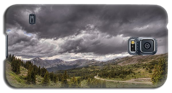 Cottonwood Pass Galaxy S5 Case