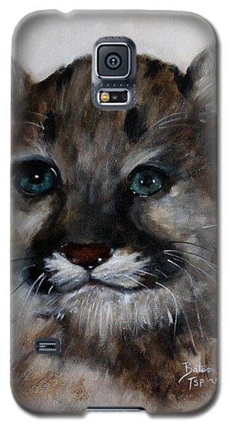 Antares - Cougar Cub Galaxy S5 Case by Barbie Batson