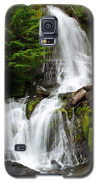 Cougar Falls Galaxy S5 Case
