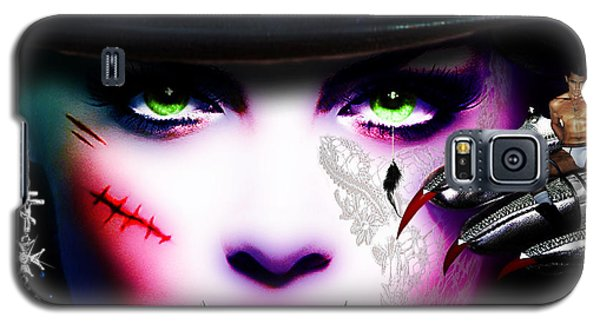 Cougar Rainbow Galaxy S5 Case