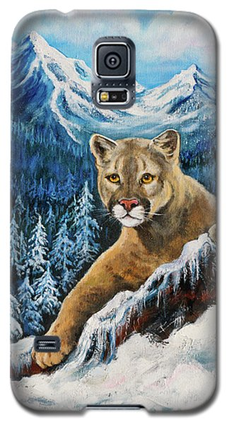 Cougar Sedona Red Rocks  Galaxy S5 Case