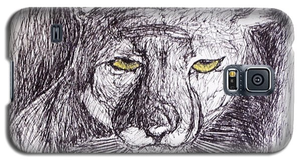 Cougar Sketch 3 Galaxy S5 Case