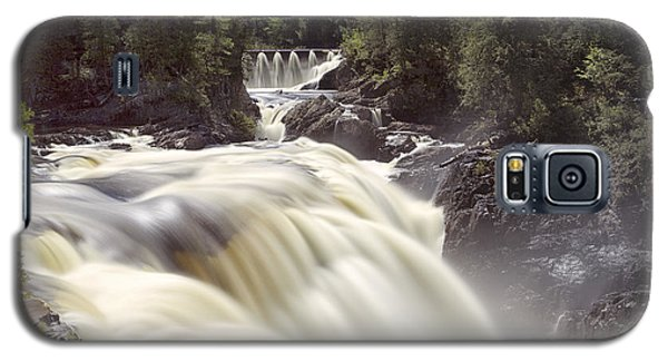 Coulonge Falls Galaxy S5 Case by Eunice Gibb