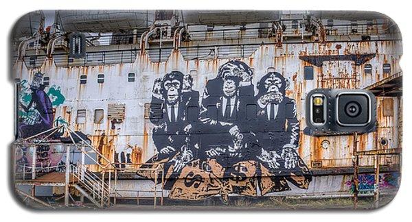 Council Of Monkeys Galaxy S5 Case