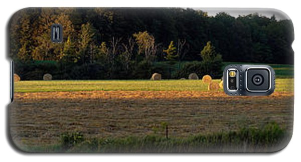Country Bales  Galaxy S5 Case
