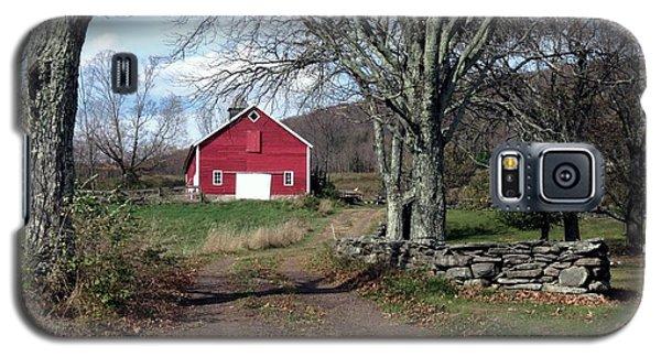Country Barn Galaxy S5 Case
