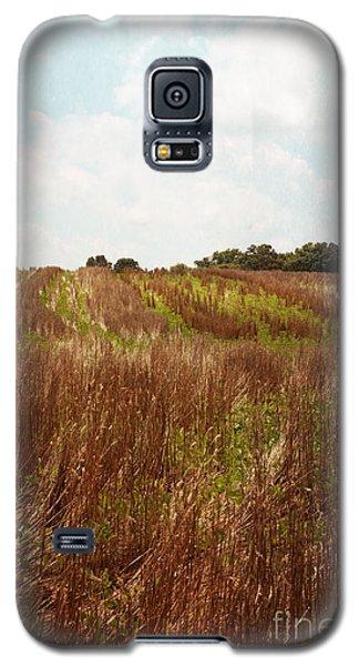 Country Farm Field Galaxy S5 Case