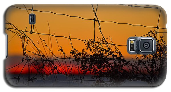 Country Fence Galaxy S5 Case
