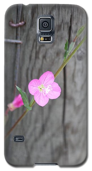 Country Flower  Galaxy S5 Case