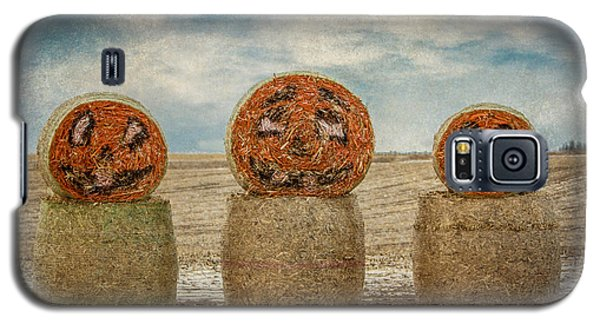 Country Halloween Galaxy S5 Case by Patti Deters