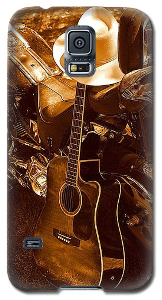 Country Harleys Galaxy S5 Case