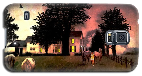 Country Home Galaxy S5 Case