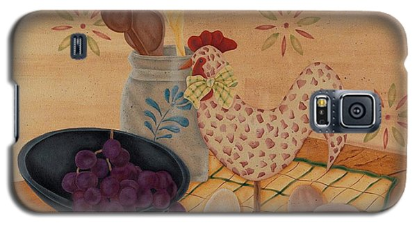 Country Kitchen Galaxy S5 Case by Tracy Campbell
