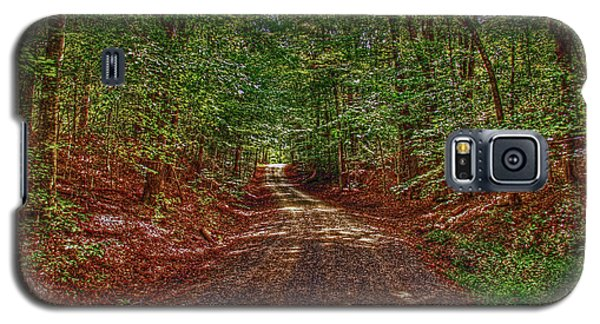Country Lane Galaxy S5 Case by Andy Lawless