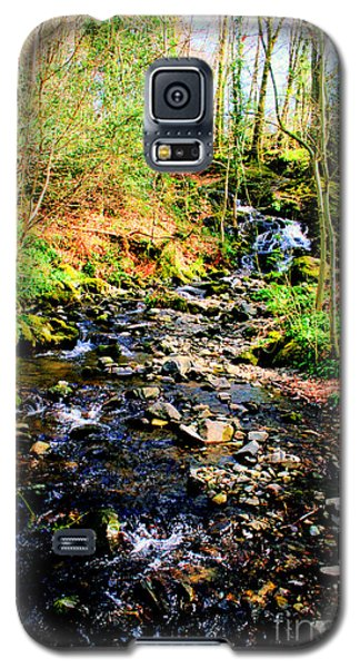 Galaxy S5 Case featuring the photograph Country Life by Doc Braham