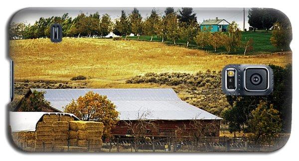Country Scene Galaxy S5 Case