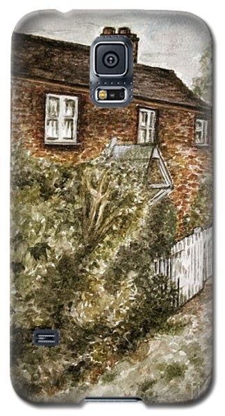 Old English Cottage Galaxy S5 Case by Teresa White