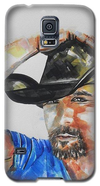 Country Singer Tim Mcgraw 02 Galaxy S5 Case