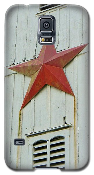 Country Star Galaxy S5 Case by Jean Goodwin Brooks