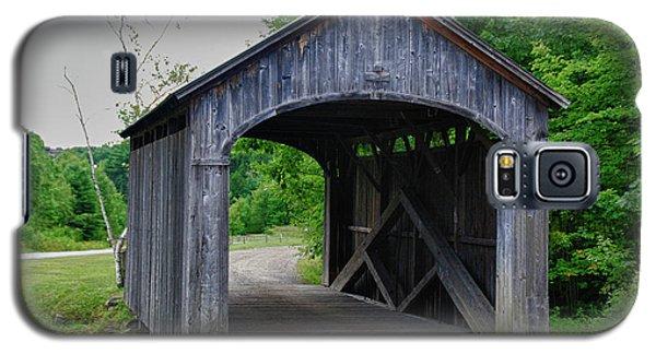 Country Store Bridge 5656 Galaxy S5 Case