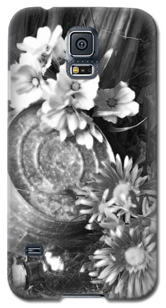 Country Summer - Bw 03 Galaxy S5 Case
