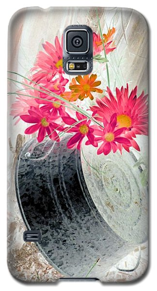 Country Summer - Photopower 1499 Galaxy S5 Case