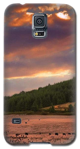 Country Sunlight Galaxy S5 Case