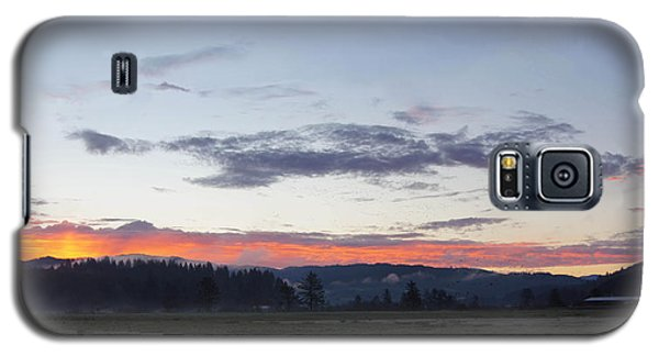 Country Sunrise Galaxy S5 Case