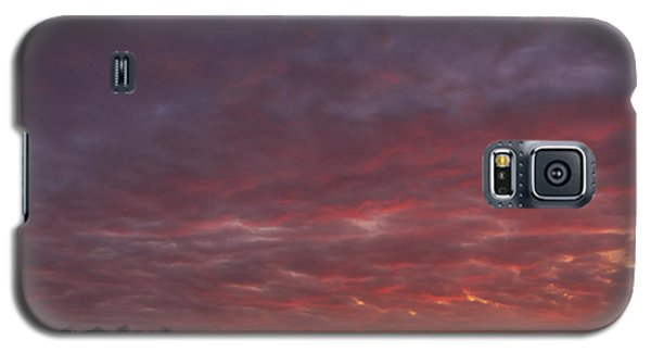 Country Sunset Galaxy S5 Case