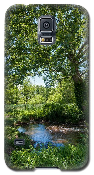 Galaxy S5 Case featuring the photograph Country Tranquility by Jim Moore
