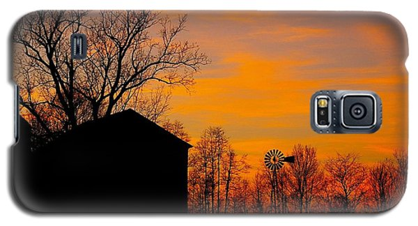 Country View Galaxy S5 Case by Randy Pollard