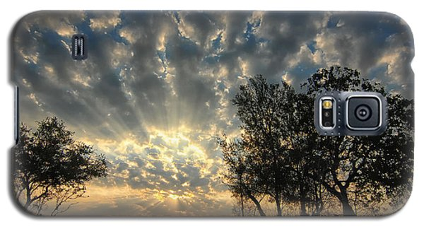 Countryside Sunrise Galaxy S5 Case