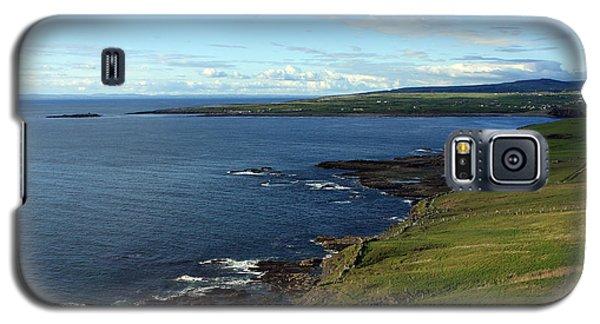 County Clare Coast Galaxy S5 Case