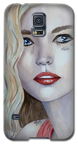 Courage To Cry Galaxy S5 Case