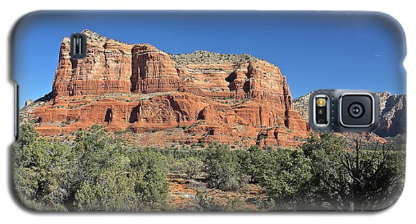 Courthouse Butte Galaxy S5 Case by Penny Meyers