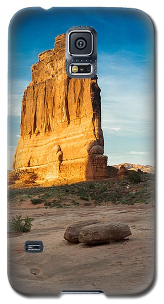 Courthouse Rock Galaxy S5 Case