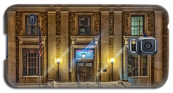 Courthouse Steps Galaxy S5 Case by Paul Freidlund