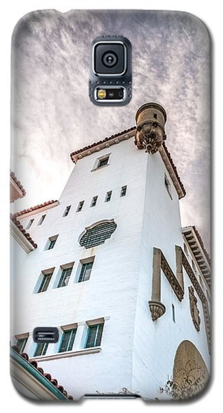 Courthouse Turret Galaxy S5 Case